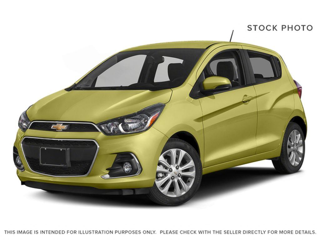 Green[Mint] 2018 Chevrolet Spark