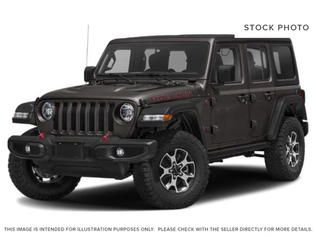 Gray[Granite Crystal Metallic] 2021 Jeep Wrangler