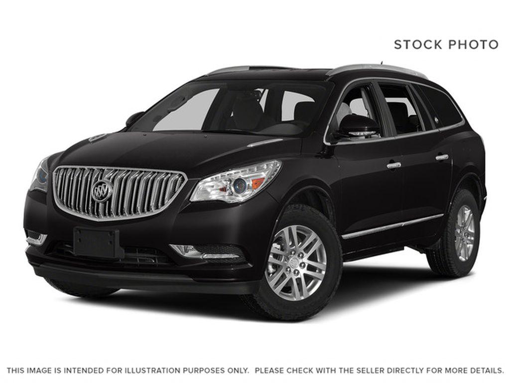 Black[Carbon Black Metallic] 2015 Buick Enclave