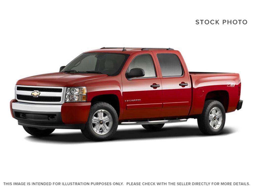 Red[Dark Cherry Metallic] 2008 Chevrolet Silverado 1500