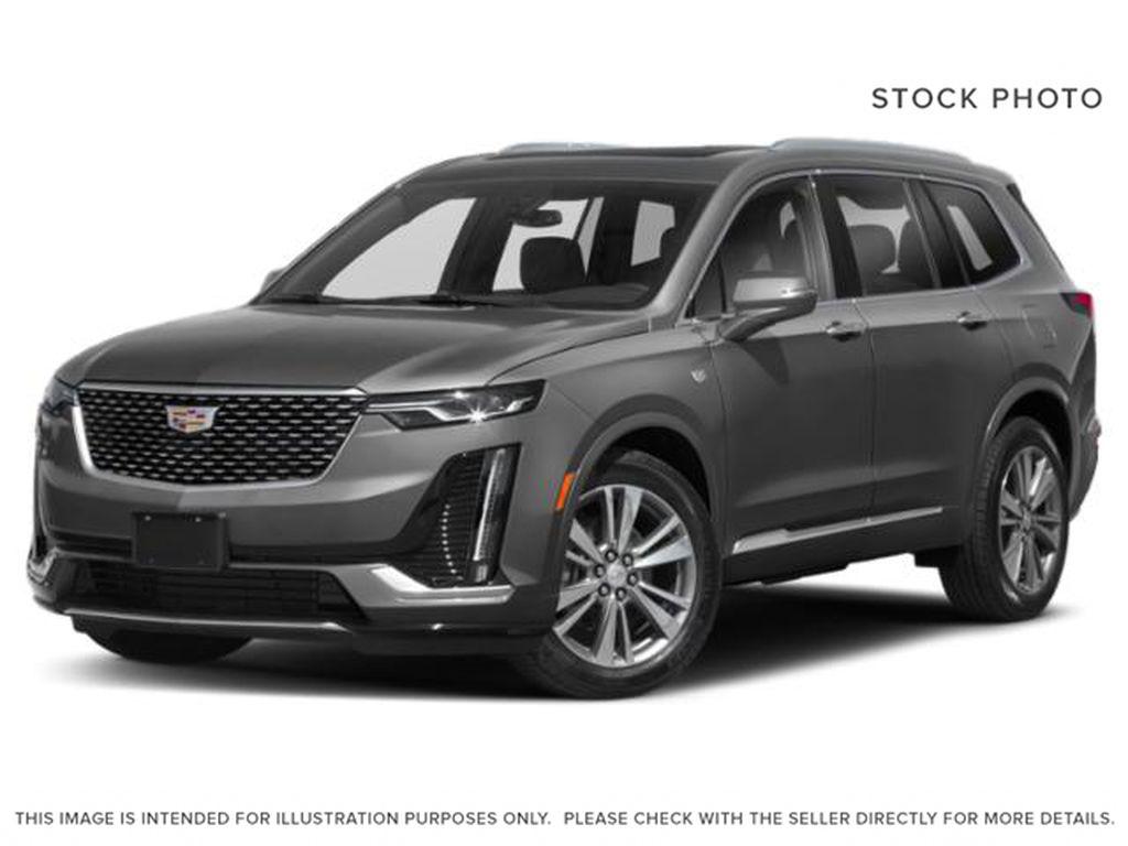 Red[Garnet Metallic] 2021 Cadillac XT6 Premium Luxury
