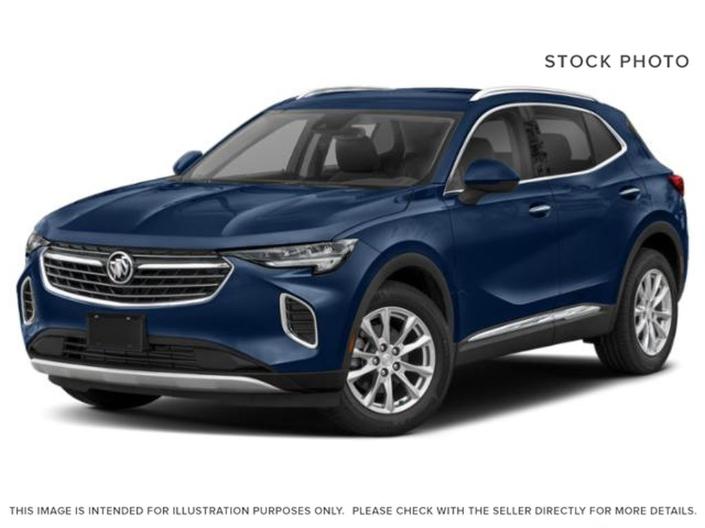 Blue[Sapphire Metallic] 2022 Buick Envision