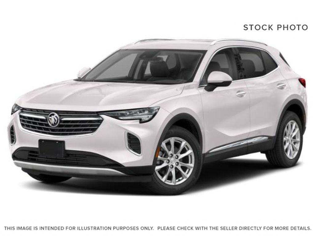 White[Summit White] 2022 Buick Envision