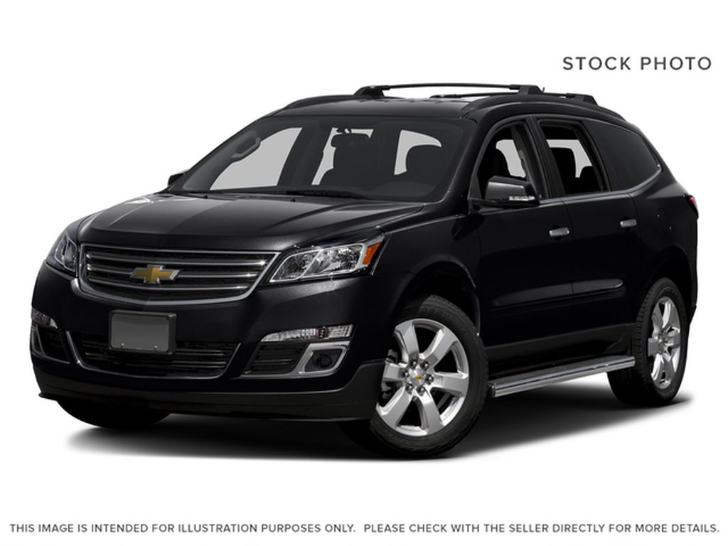 Black[Mosaic Black Metallic] 2016 Chevrolet Traverse