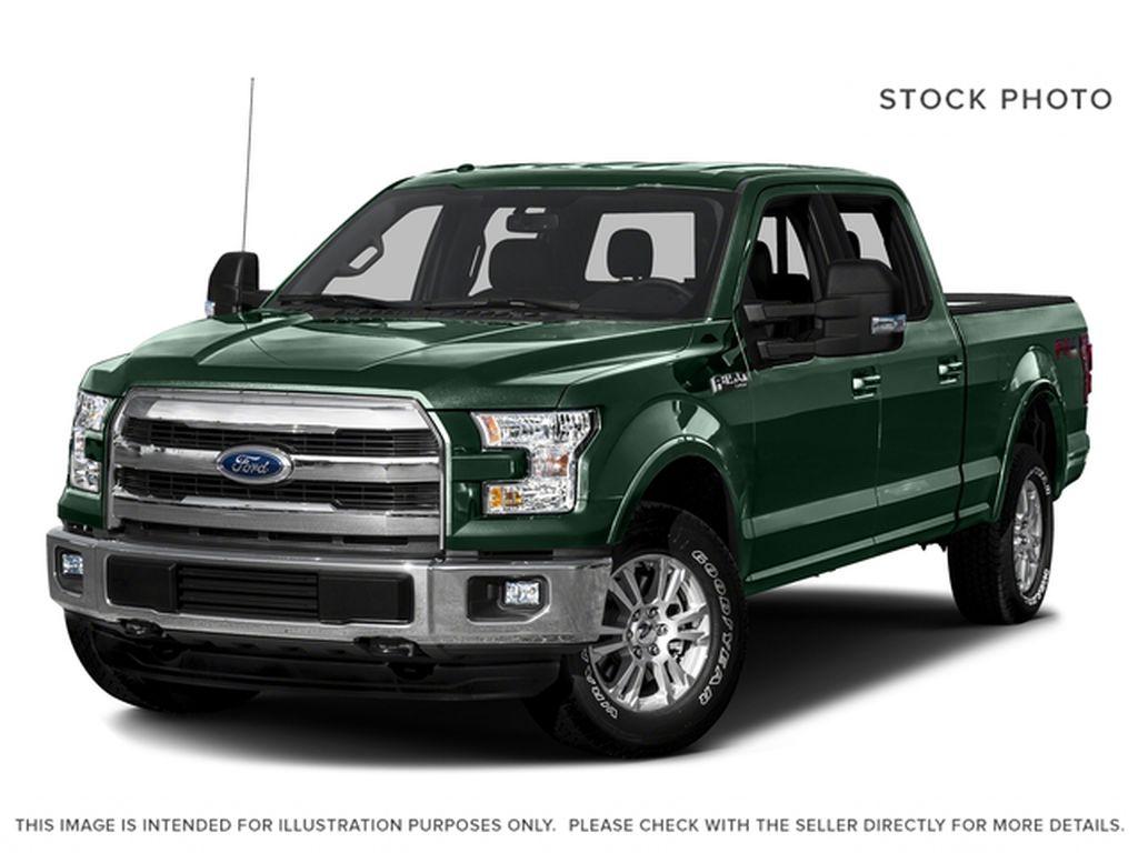 Green[Green Gem Metallic] 2016 Ford F-150