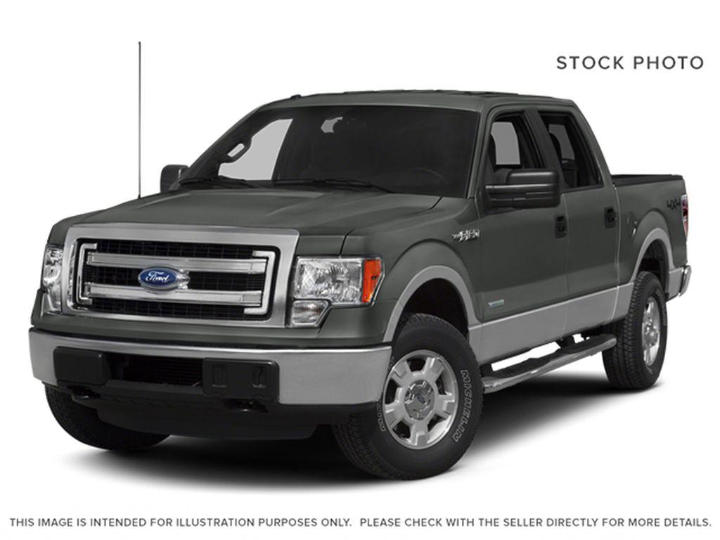 Gray[Sterling Grey Metallic] 2013 Ford F-150