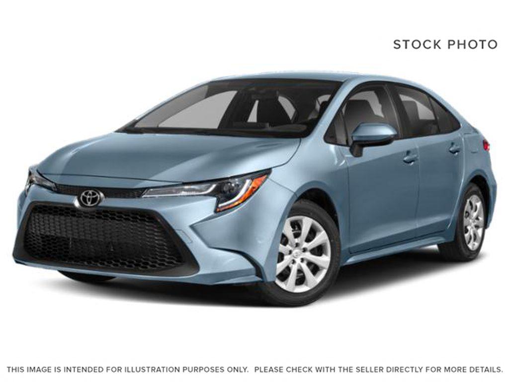 Blue[Blueprint] 2022 Toyota Corolla LE Upgrade