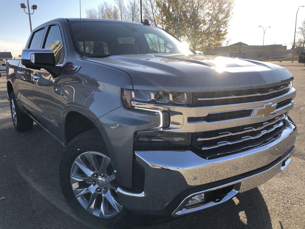 Silver[Satin Steel Metallic] 2021 Chevrolet Silverado 1500