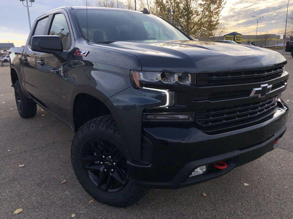 Grey[Shadow Grey Metallic] 2021 Chevrolet Silverado 1500