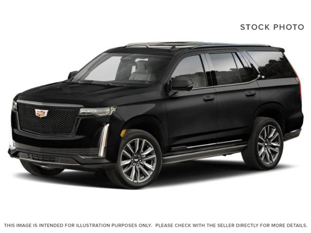 Black[Black Raven] 2021 Cadillac Escalade