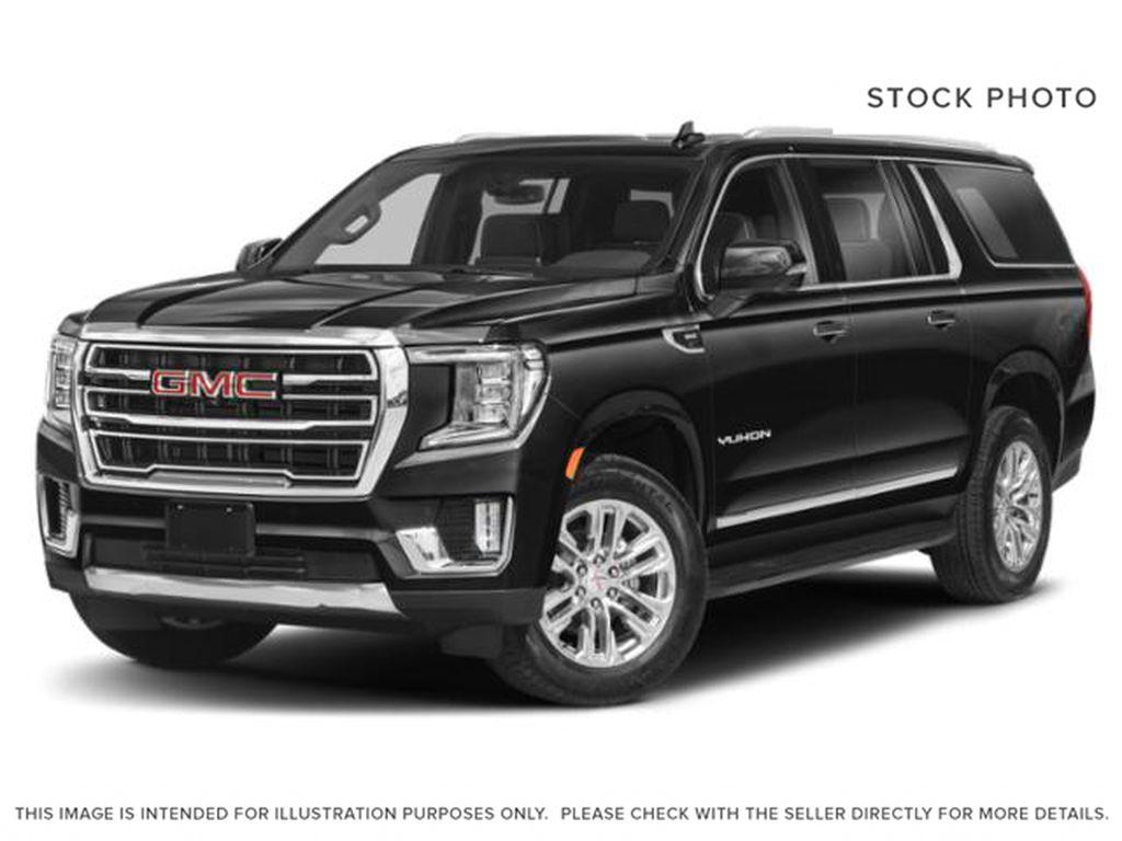 Onyx Black 2021 GMC Yukon XL