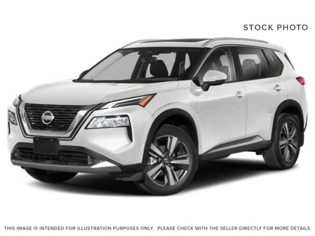 Boulder Grey 2021 Nissan Rogue