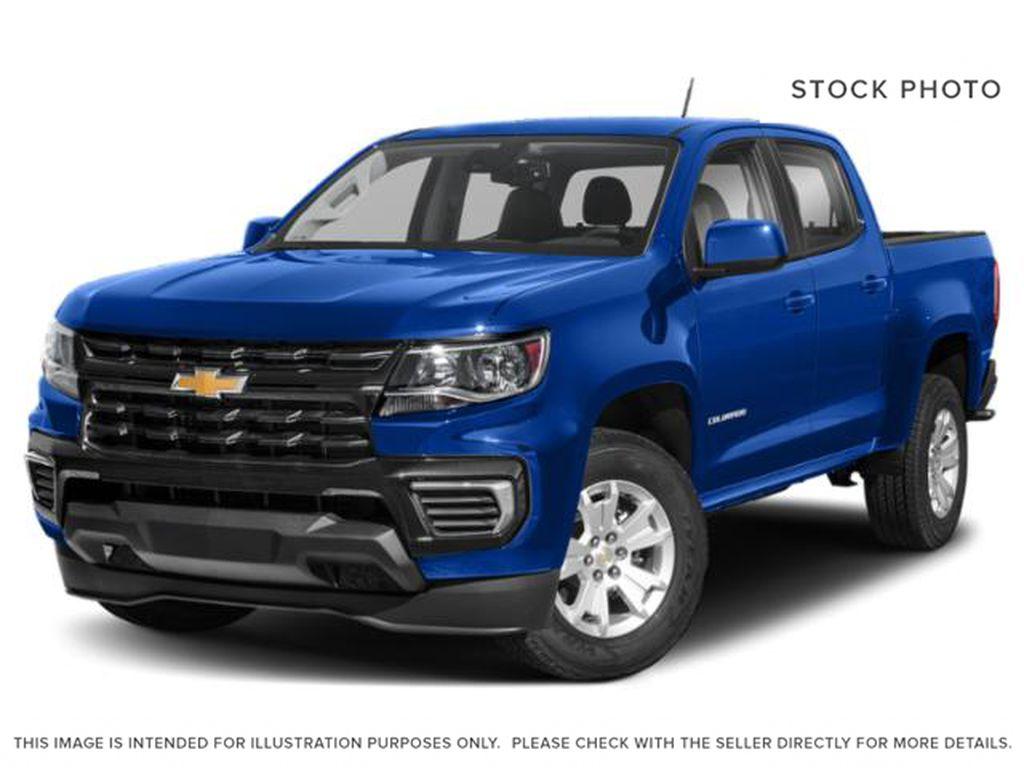 Blue[Bright Blue Metallic] 2021 Chevrolet Colorado