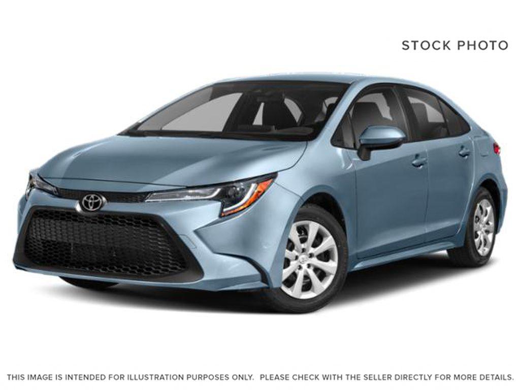 Silver[Celestite] 2022 Toyota Corolla LE Upgrade