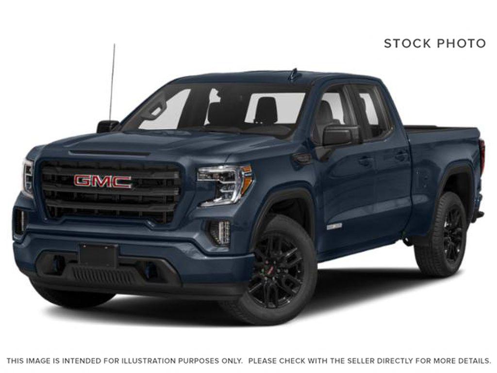 Pacific Blue Metallic 2022 GMC Sierra 1500 Limited