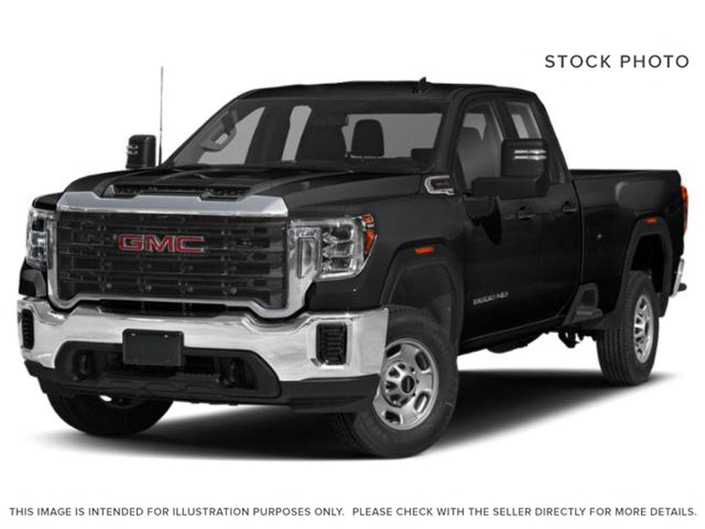 Onyx Black 2022 GMC Sierra 2500HD