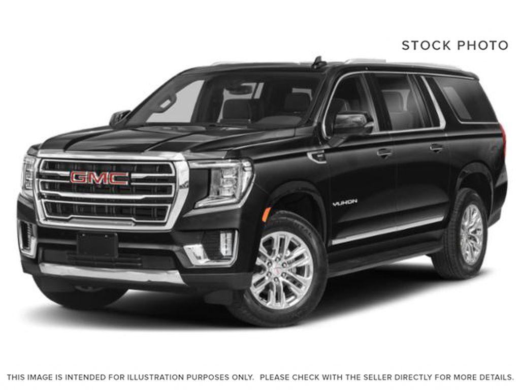 Onyx Black 2022 GMC Yukon XL