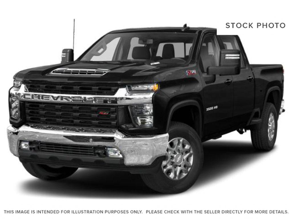 Black[Black] 2020 Chevrolet Silverado 3500HD