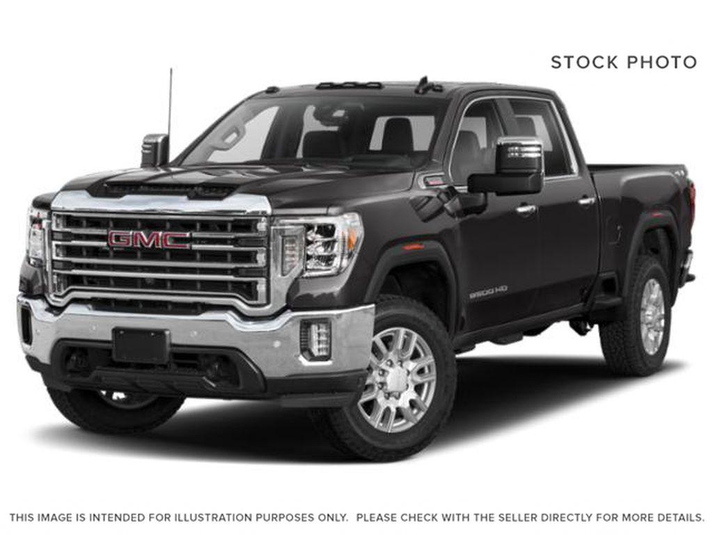 Black[Carbon Black Metallic] 2020 GMC Sierra 2500HD