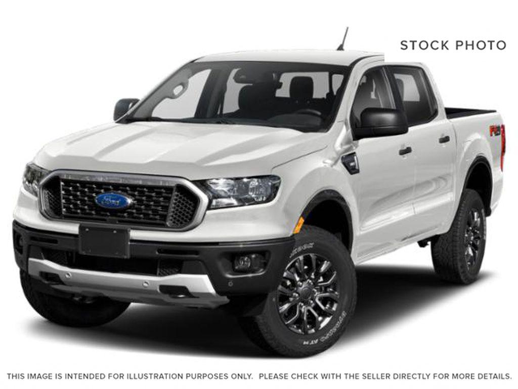 White[Oxford White] 2021 Ford Ranger
