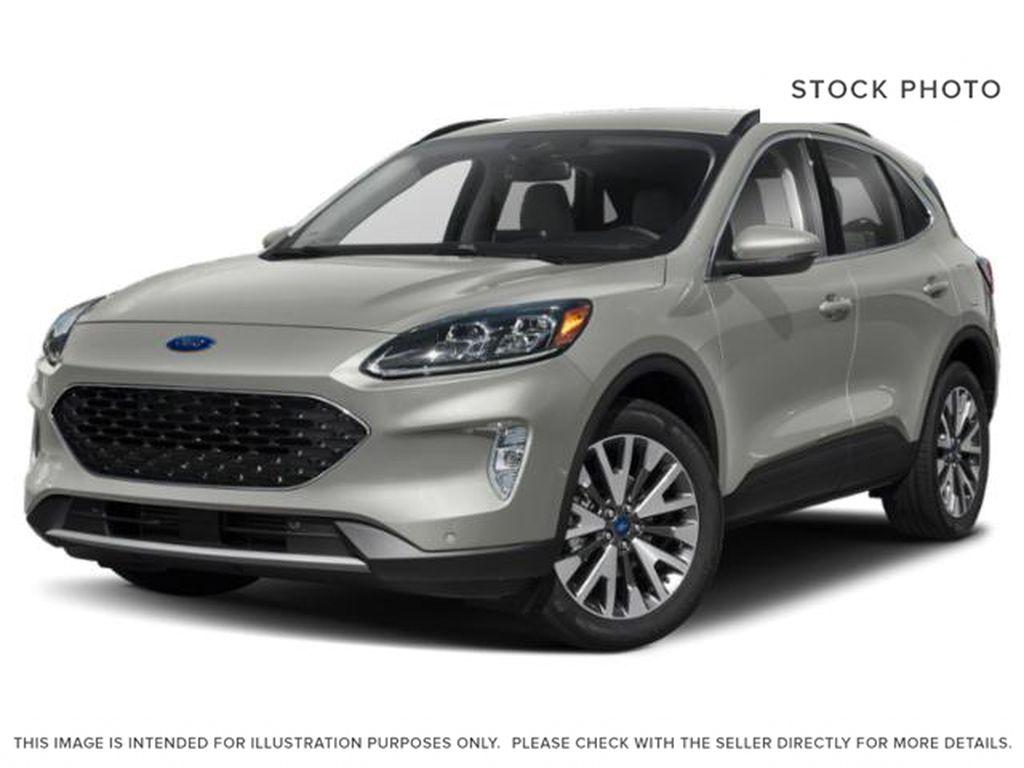Silver[Iconic Silver Metallic] 2021 Ford Escape