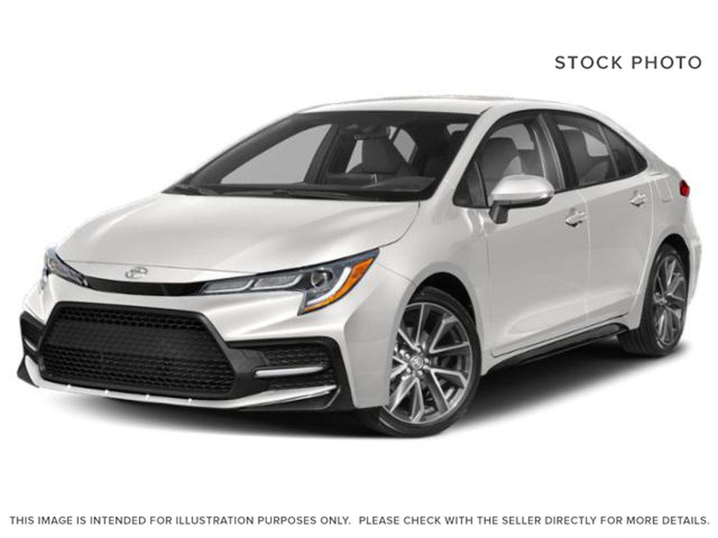 White[Super White] 2022 Toyota Corolla