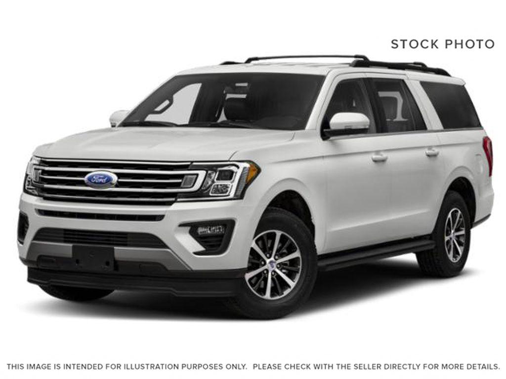 White[Star White Platinum Metallic Tri-Coat] 2020 Ford Expedition