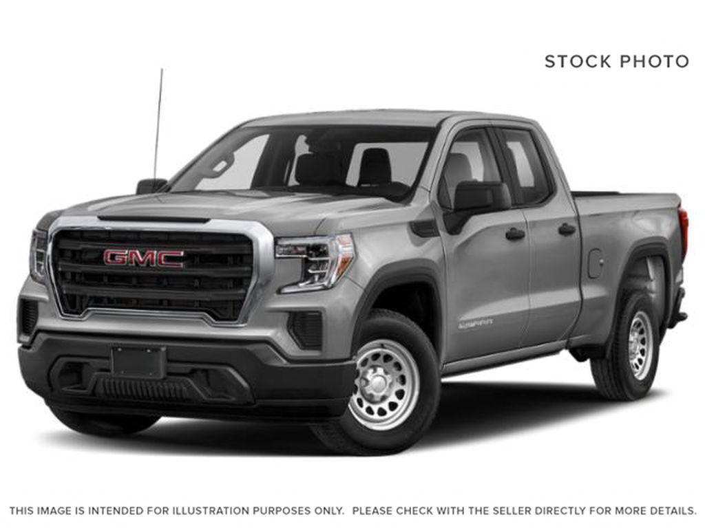 Silver[Quicksilver Metallic] 2021 GMC Sierra 1500
