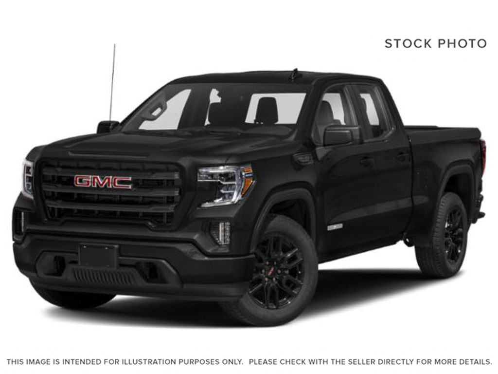 Black[Onyx Black] 2022 GMC Sierra 1500 Limited