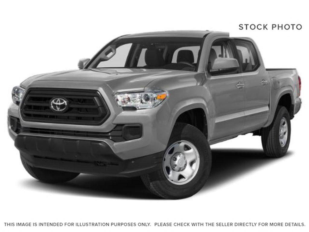 Silver[Silver Sky Metallic] 2021 Toyota Tacoma
