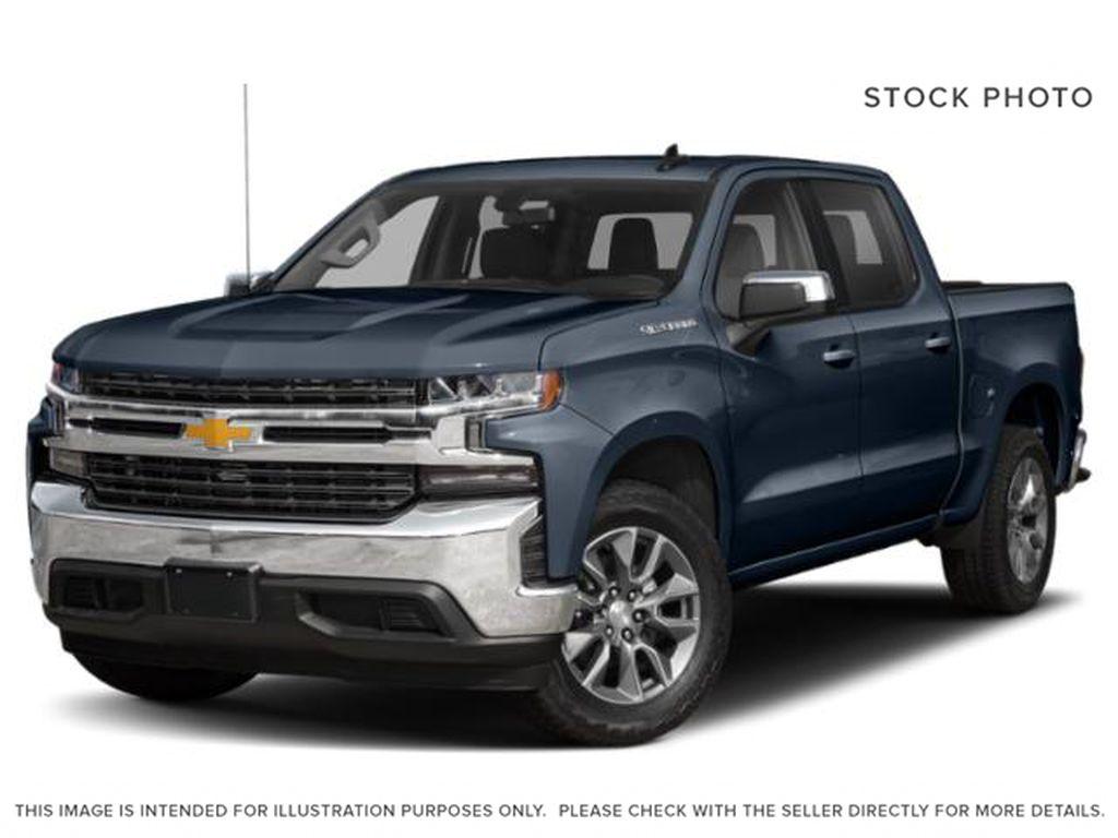 Blue[Northsky Blue Metallic] 2021 Chevrolet Silverado 1500