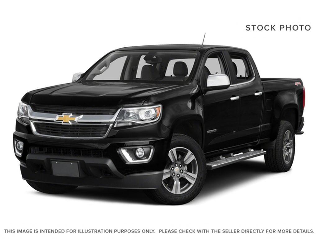 Charcoal 2015 Chevrolet Colorado