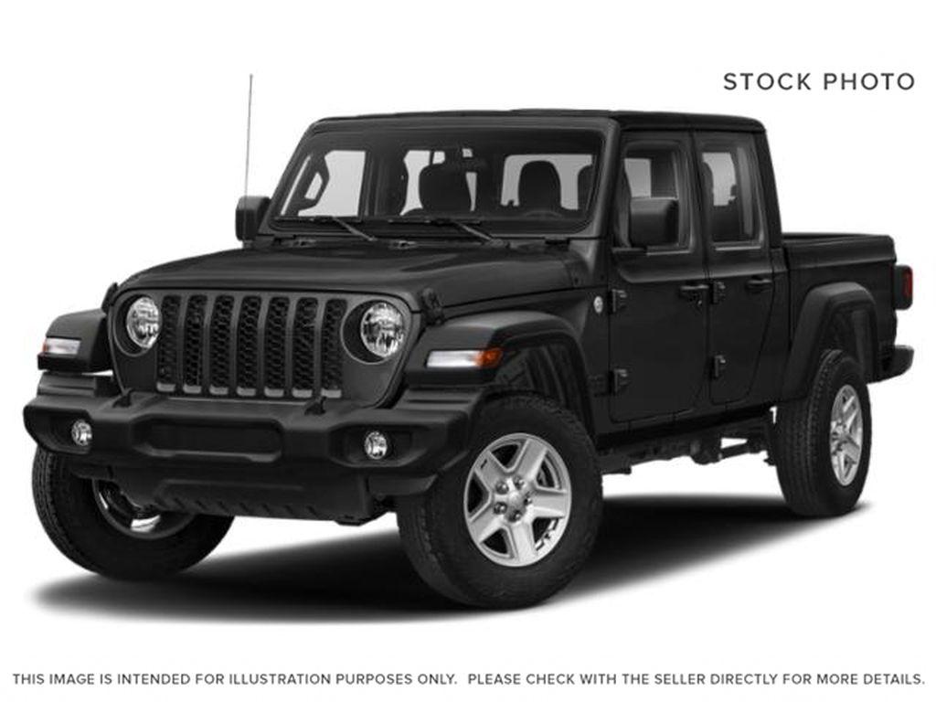 Black[Black] 2021 Jeep Gladiator