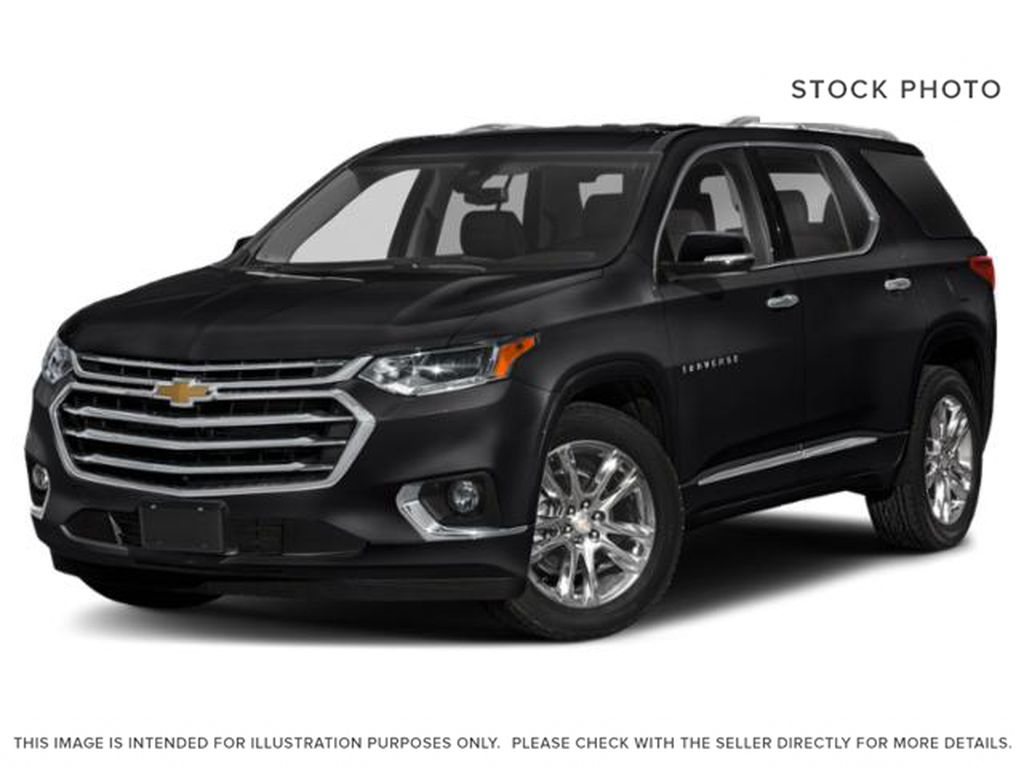 Black[Mosaic Black Metallic] 2018 Chevrolet Traverse