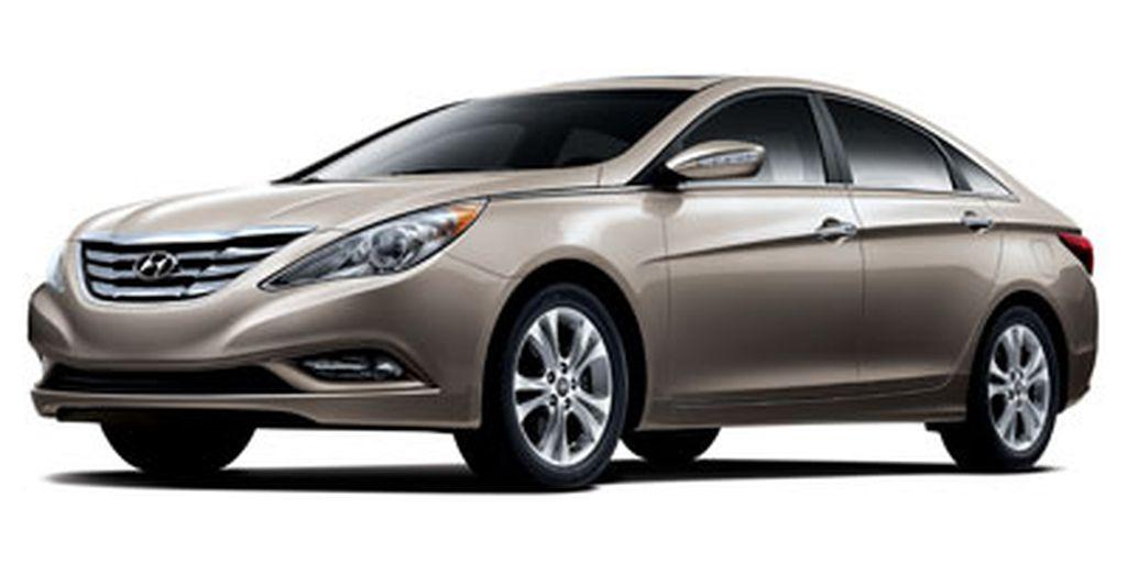 Gray[Harbour Grey Metallic] 2012 Hyundai Sonata
