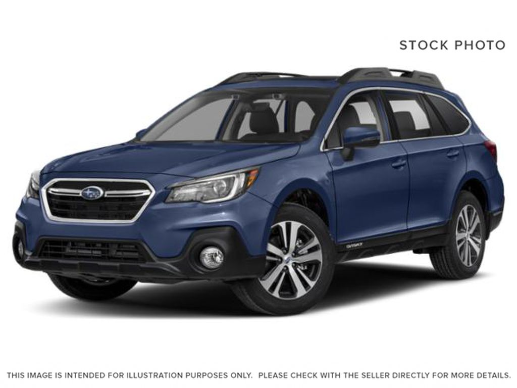 Blue[Abyss Blue Pearl] 2019 Subaru Outback