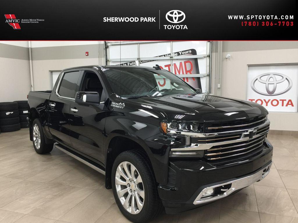 Black[Black] 2021 Chevrolet Silverado 1500