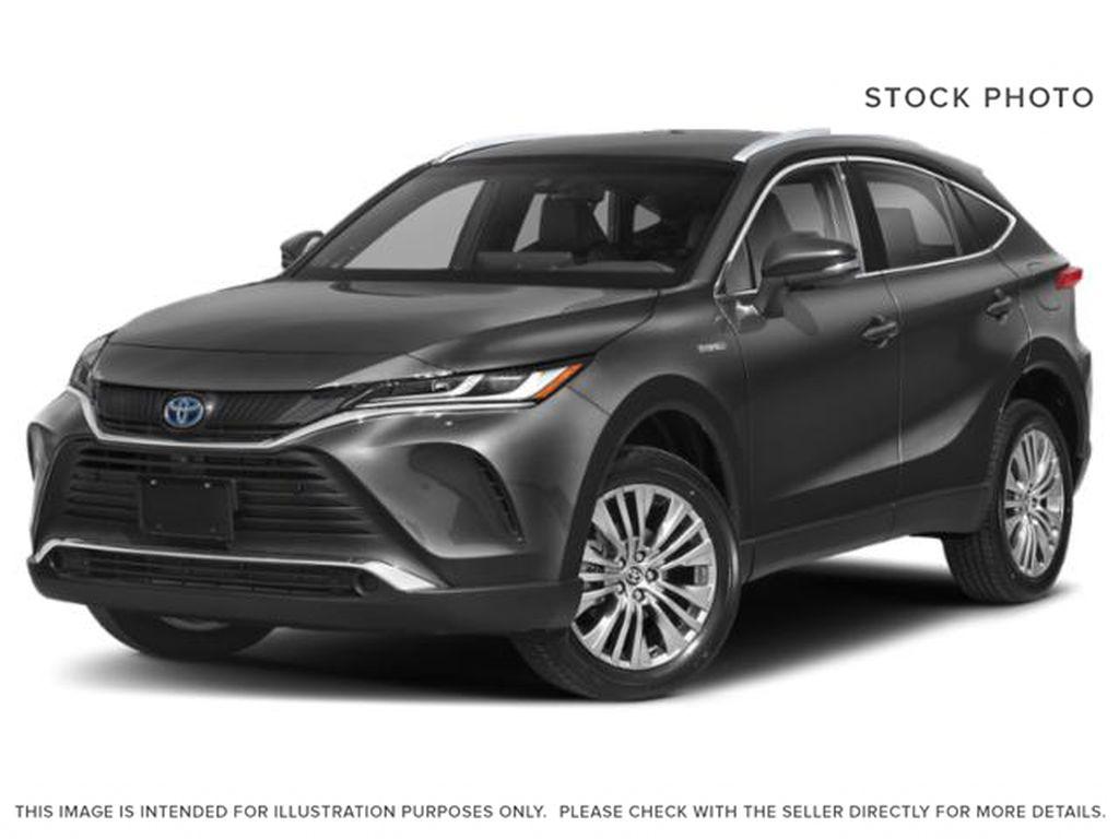 Gray[Coastal Gray Metallic] 2021 Toyota Venza