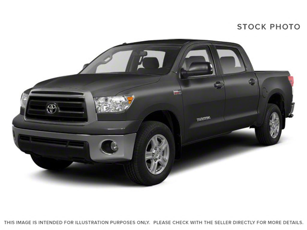 Gray[Magnetic Grey Metallic] 2012 Toyota Tundra