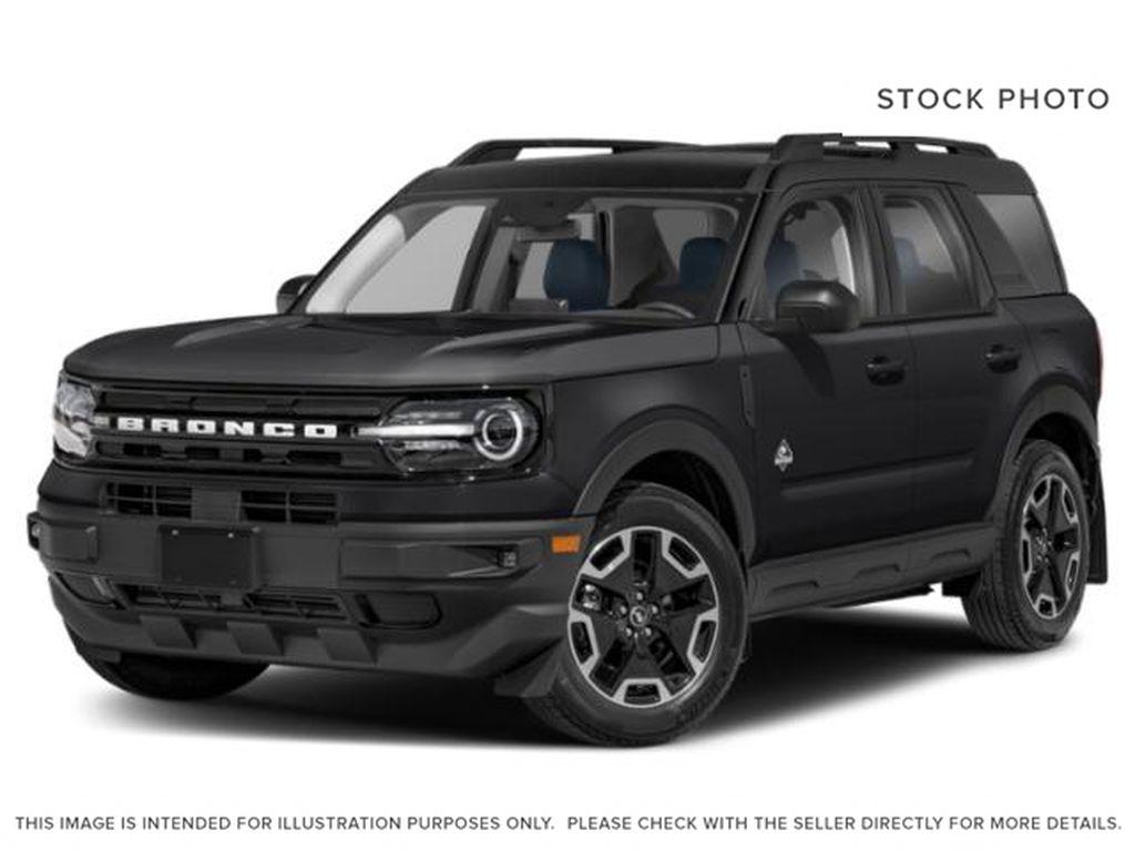 Black[Shadow Black] 2021 Ford Bronco Sport
