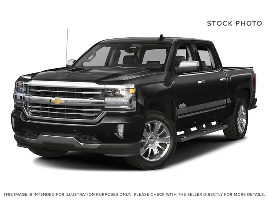 Black[Black] 2017 Chevrolet Silverado 1500