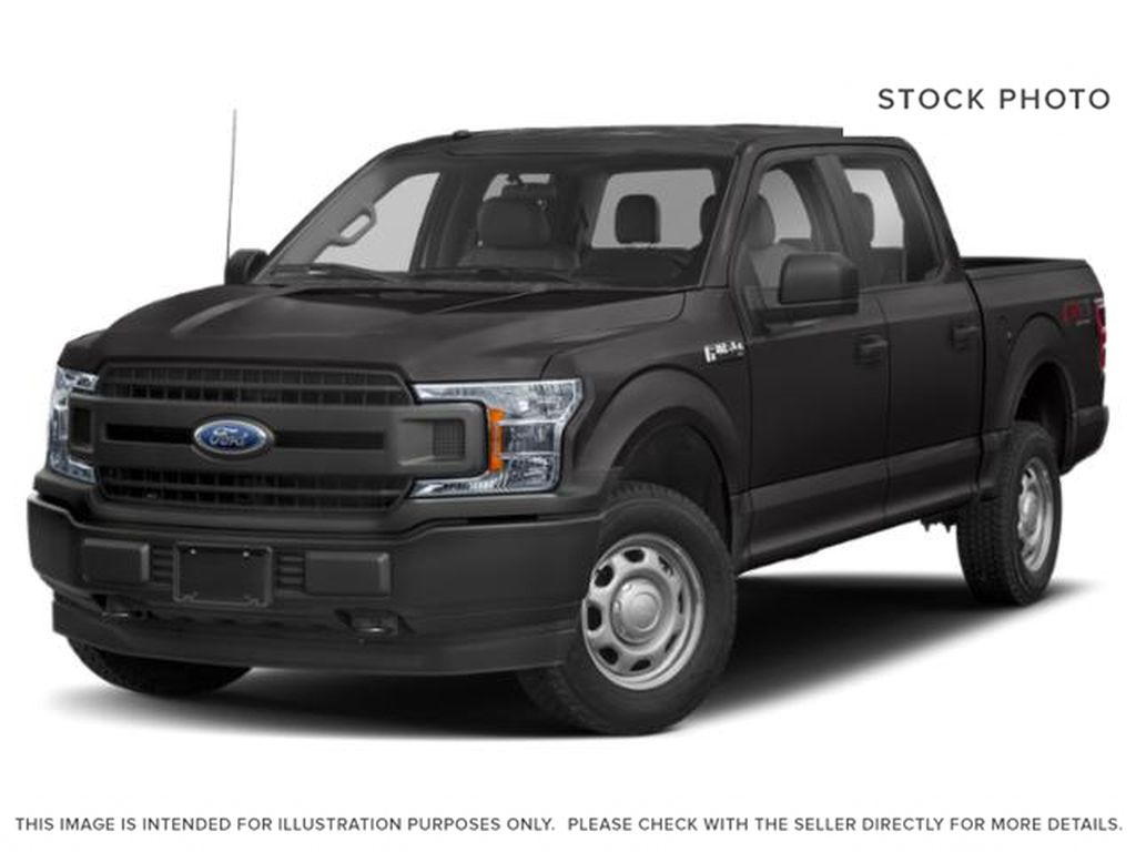 Gray[Lead Foot] 2018 Ford F-150