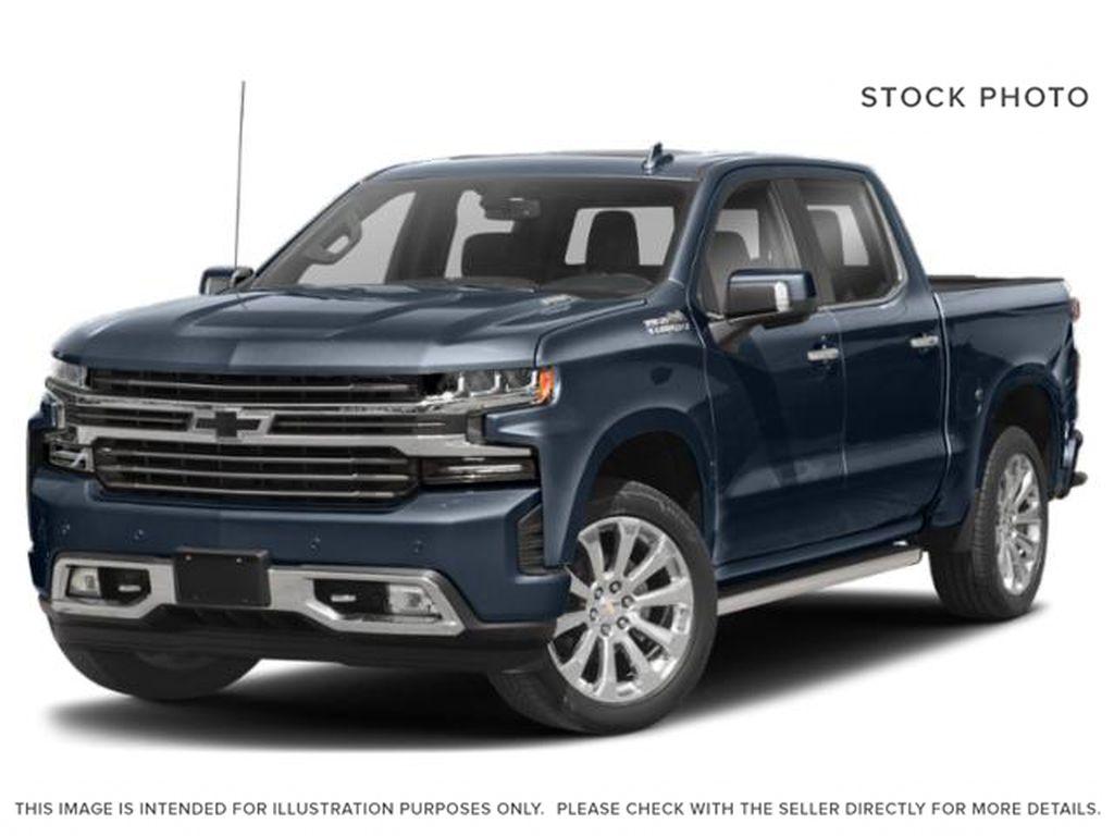Blue[Northsky Blue Metallic] 2020 Chevrolet Silverado 1500