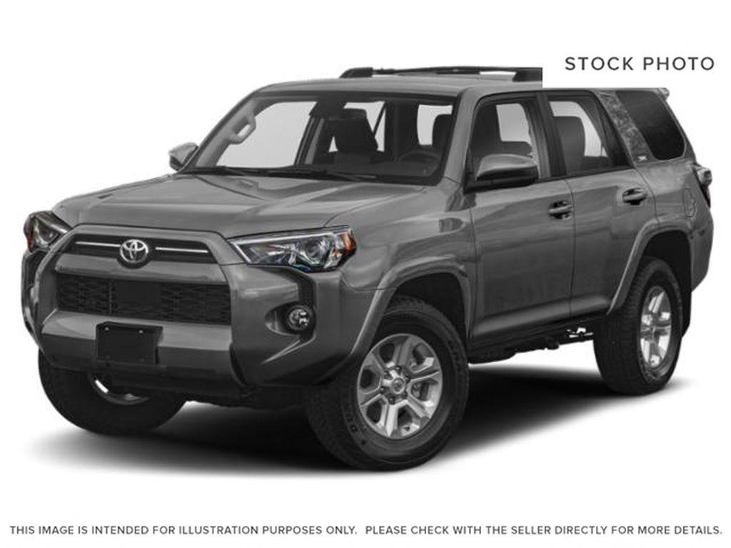 Gray[Magnetic Grey Metallic] 2022 Toyota 4Runner