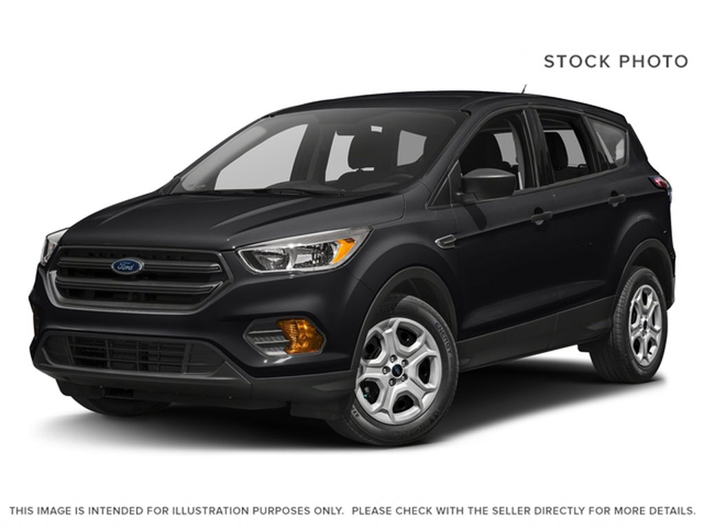 Black[Shadow Black] 2017 Ford Escape