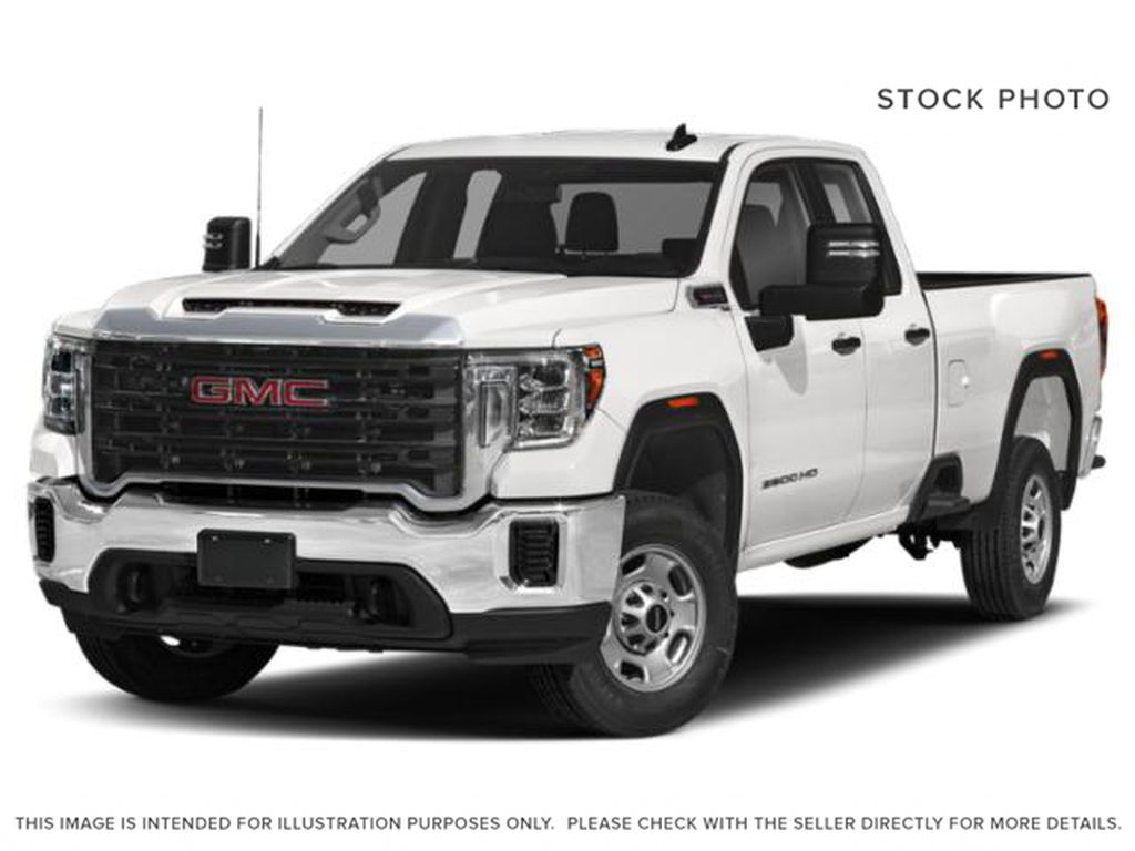 White[Summit White] 2022 GMC Sierra 2500HD