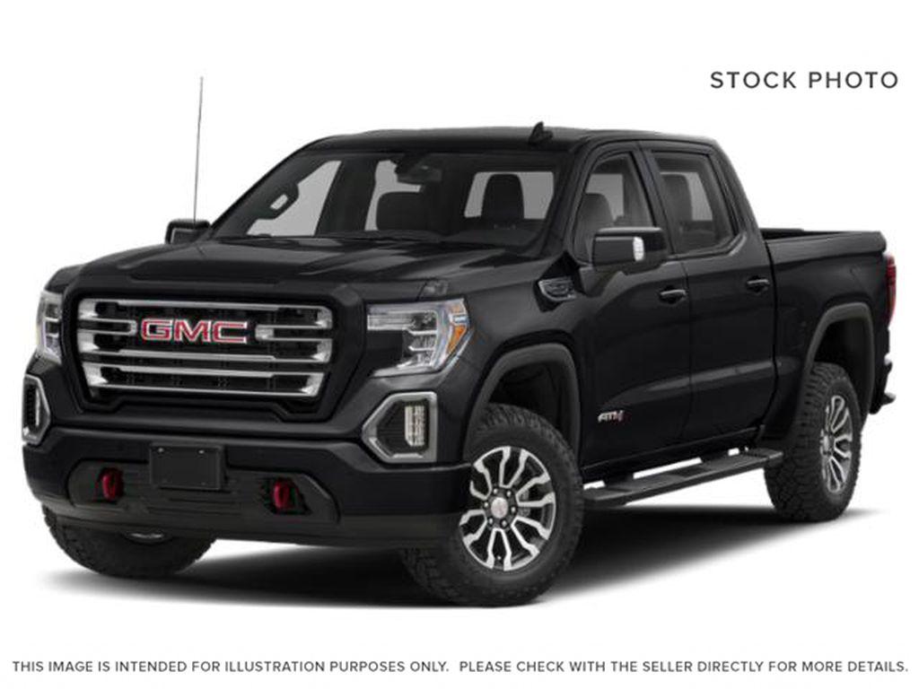 Black[Ebony Twilight Metallic] 2021 GMC Sierra 1500