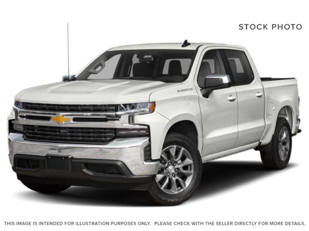 White[Iridescent Pearl Tricoat] 2021 Chevrolet Silverado 1500