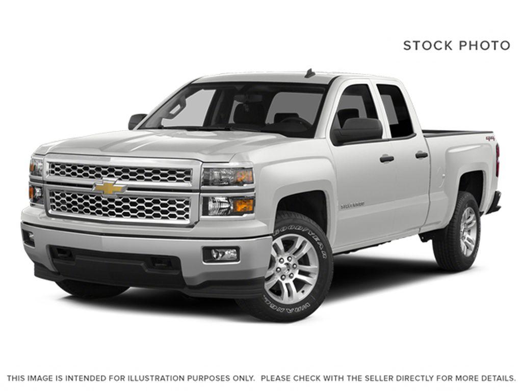 White[Summit White] 2014 Chevrolet Silverado 1500