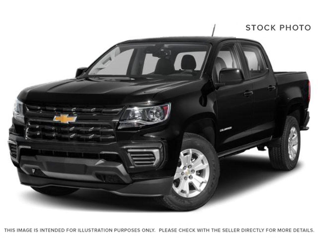 Black[Black] 2022 Chevrolet Colorado